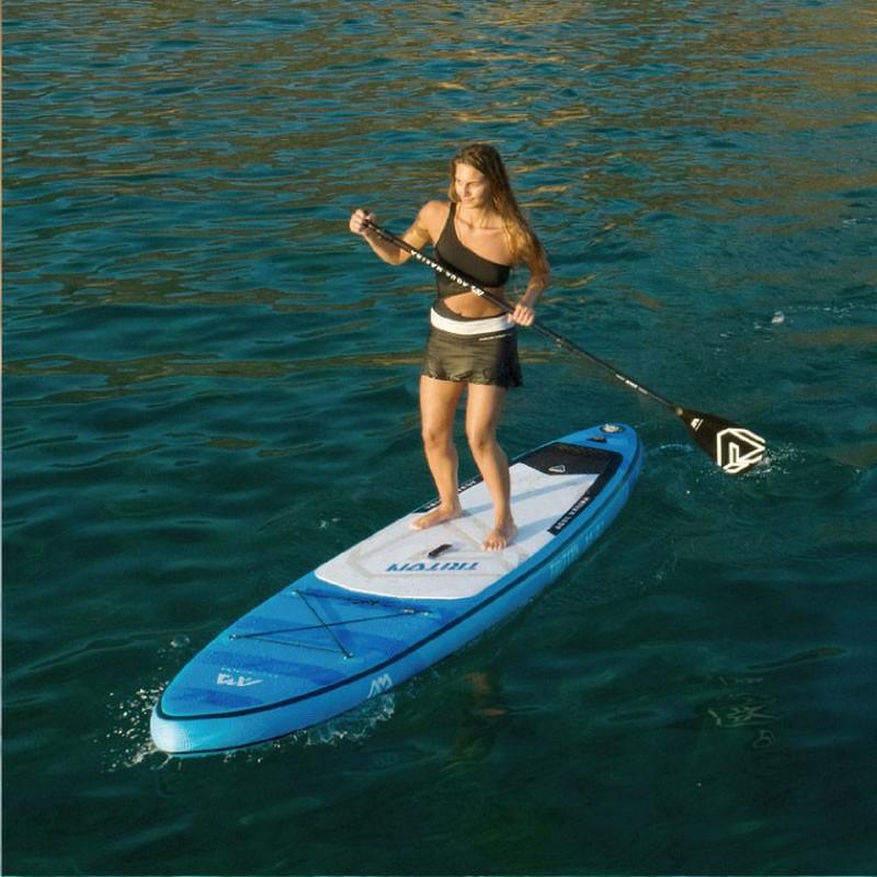 Aqua Marina Triton Sup Paddle Inflável Loja De Náutica Milão