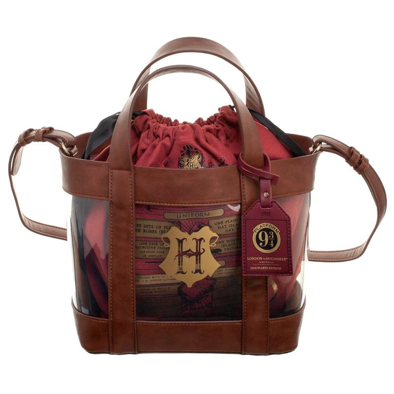 Hogwarts Harry Potter Bag — Nautical Shop Milan