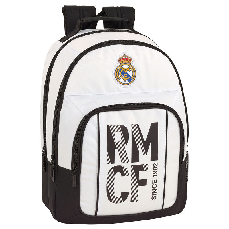 Real Madrid 1902 ryggsäck anpassningsbar 33 cm — Nautical