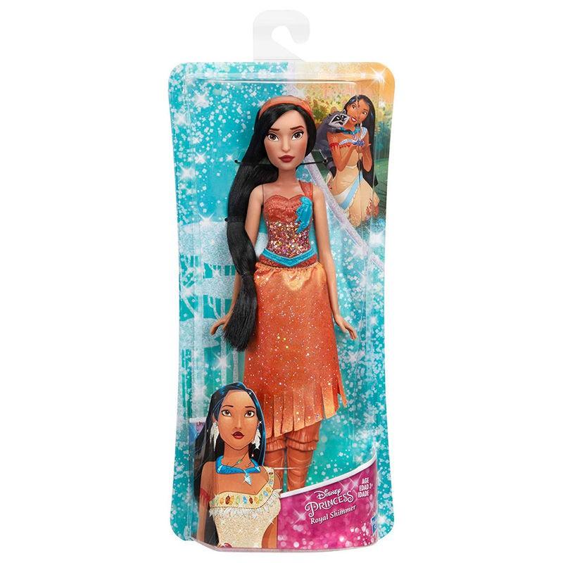 Disney Pocahontas Real Glitter Doll — Nautical Shop Milan